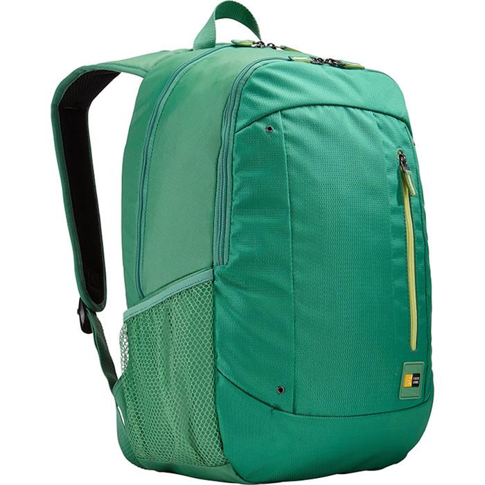 """Рюкзак Case Logic Jaunt для MacBook 15"""" зелёный (WMBP-115-GINKGO)"""