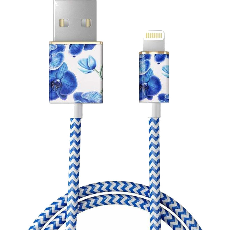 Кабель Ideal of Sweden Fashion Cable (1 метр) Baby Blue Orchid