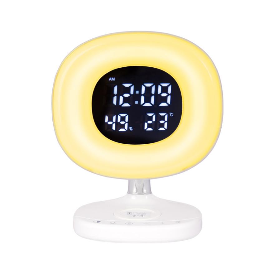 Светобудильник Рассвет Плюс с беспроводной зарядкой