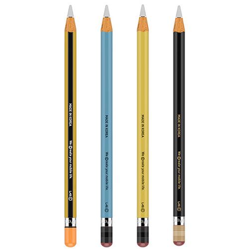 Наклейки для Apple Pencil 1 LAB.C Skin Basic (LABC-234-BA)