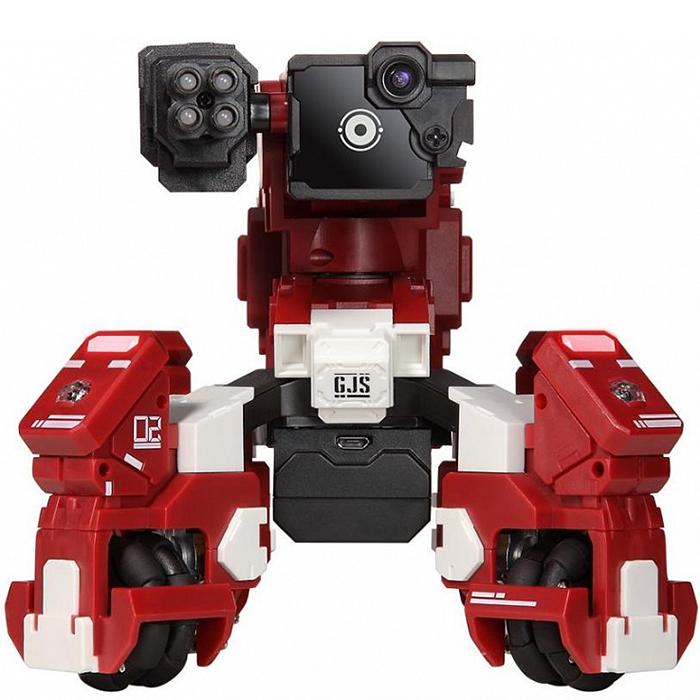 Робот GJS Gaming Robot GEIO красный