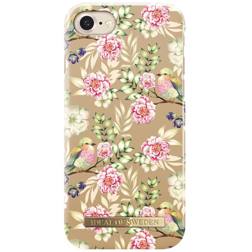 Чехол iDeal of Sweden Fashion Case A/W17 для iPhone 8/7/6 (Champagne Birds)