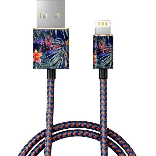 Кабель Ideal of Sweden Fashion Cable (1 метр) Mysterious Jungle