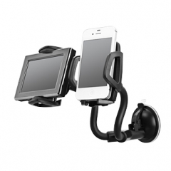 Автодержатель 2-в-1 Capdase Car Mount Racer Duo для iPhone/Samsung