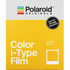 Картридж Polaroid Originals Color Film для OneStep 2 и i-Type камер