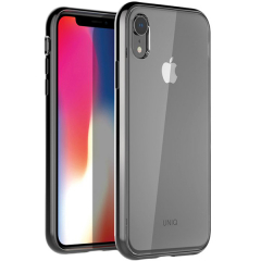 Чехол Uniq Glacier Xtreme для iPhone Xr чёрный