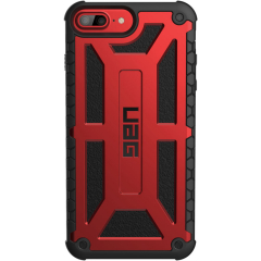 Чехол UAG Monarch Series Case для iPhone 6 Plus/6s Plus/7 Plus/8 Plus красный