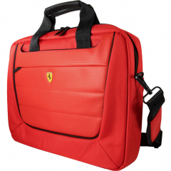 Сумка Ferrari Pit Stop Collection New Scuderia для MacBook 13