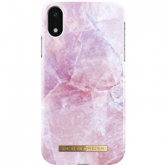 Чехол iDeal of Sweden Fashion Case для iPhone Xr Pilion Pink Marble (S/S17)