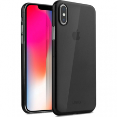 Чехол Uniq Bodycon для iPhone Xs Max чёрный