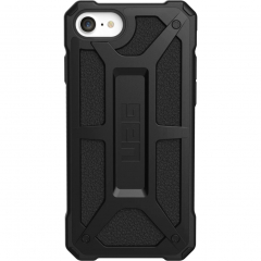 Чехол UAG Monarch Series Case для iPhone SE 2 чёрный (Black)