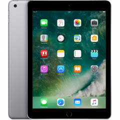 Apple iPad 9.7 Wi-Fi+Cellular 128 GB серый космос