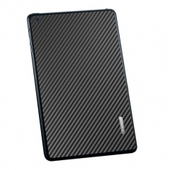 Наклейка Spigen Skin Guard Set для iPad mini / mini Retina Черный Карбон SGP10066