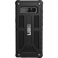 Чехол UAG Monarch Series Case для Samsung Galaxy Note 8 чёрный