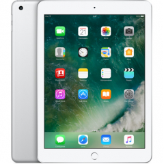 Apple iPad 9.7 Wi-Fi+Cellular 128 GB серебристый