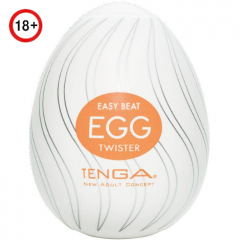 Мастурбатор-яйцо Tenga Regular Series Egg Twister