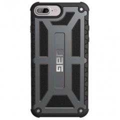 Чехол UAG Monarch Series Case для iPhone 6 Plus/6s Plus/7 Plus/8 Plus графитовый