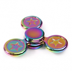 Спиннер Fidget Glory Rainbow Series Звёзды SP4568
