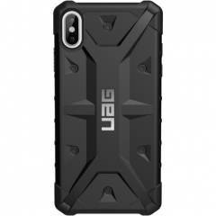 Чехол UAG Pathfinder Series Case для iPhone Xs Max чёрный