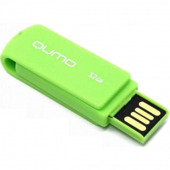 USB-накопитель QUMO 32GB Twist Pistachino (QM32GUD-TW)