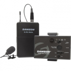 Микрофонная система Samson Go Mic Mobile Lavalier Wireless System