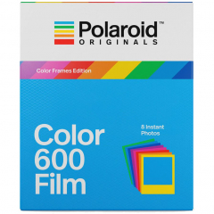 Картридж Polaroid Originals Color Film цветные рамки для OneStep 2 и 600 серии
