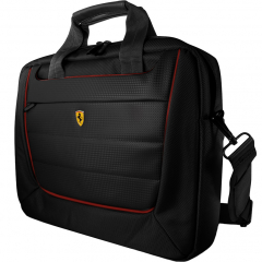Сумка Ferrari Pit Stop Collection New Scuderia для MacBook 15