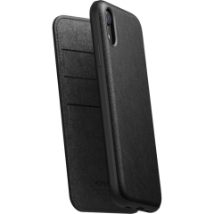 Чехол Nomad Rugged Folio Case для iPhone XR чёрный