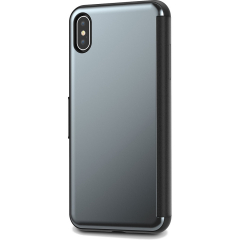 Чехол Moshi StealthCover для iPhone Xs Max серый (Gunmetal Gray)