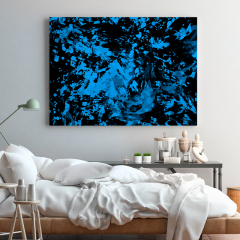 Набор LOVE AS ART — BLACK EDITION BLUE