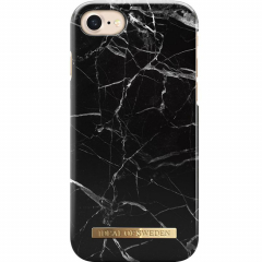 Чехол iDeal of Sweden Fashion Case A/W16 для iPhone 8/SE 2 (Black Marble)
