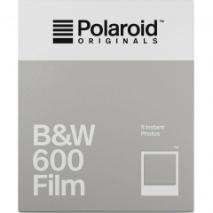 Картридж Polaroid Originals B&W Film чёрно-белый (для OneStep 2 и 600 серии)