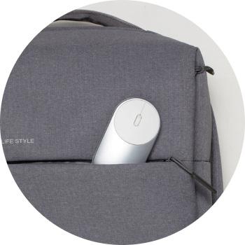 Беспроводная компьютерная мышь Xiaomi Mi Portable Mouse Gold