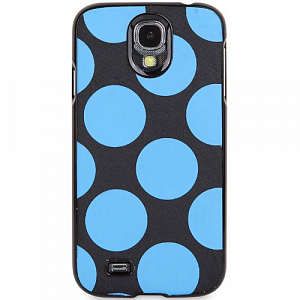 Чехол X-Doria Dash Icon для Samsung Galaxy S4 Blue Dots